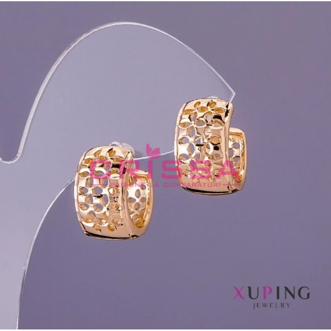 Cercei placati aur Xuping Jewelry - 48
