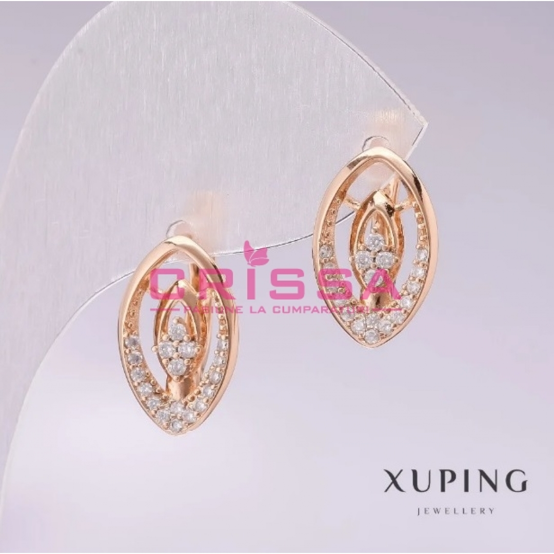 Cercei placati aur Xuping Jewelry - 56