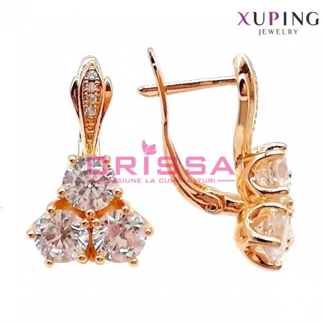 Cercei placati aur Xuping Jewelry - 58