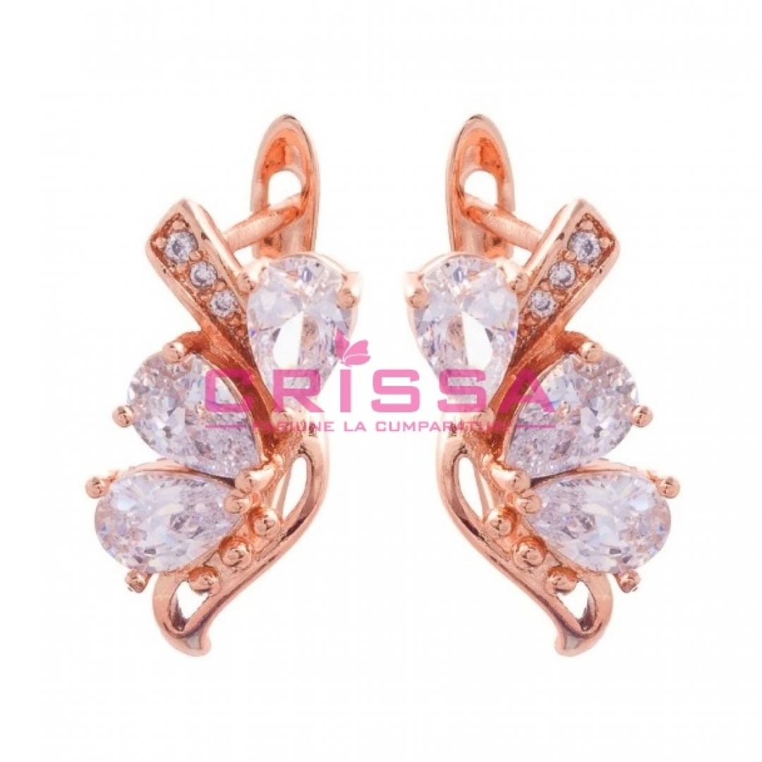Cercei placati aur Xuping Jewelry - 67
