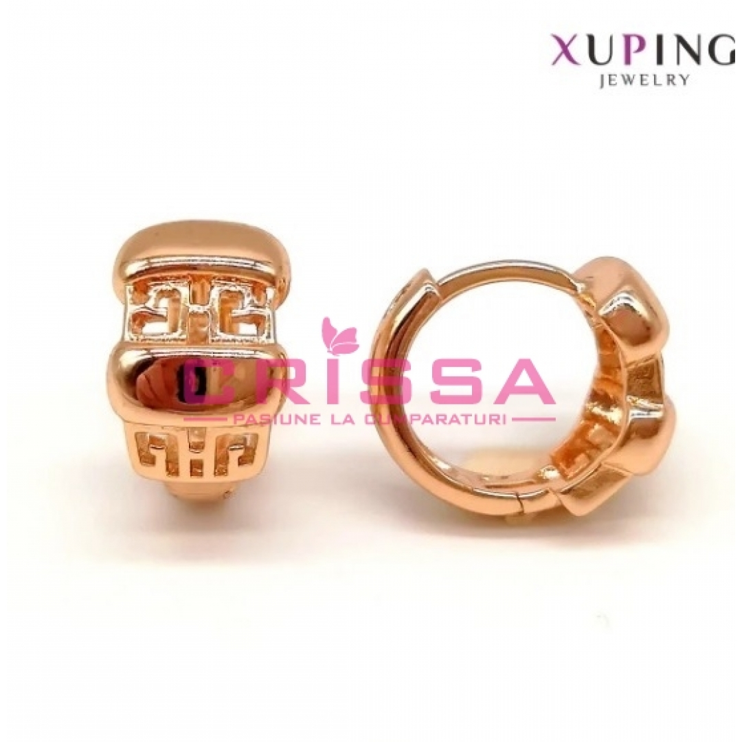 Cercei placati aur Xuping Jewelry - 96