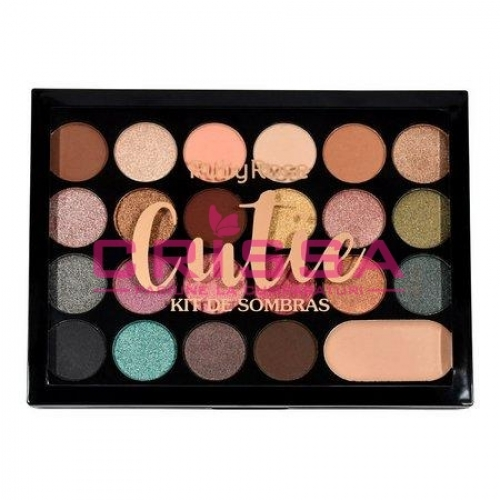 Ruby Rose Cutie Eyeshadow Palette