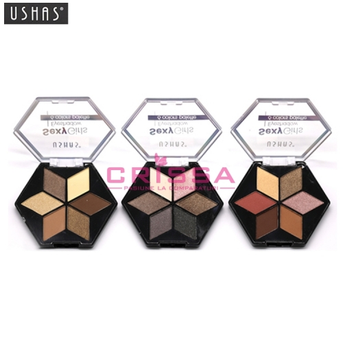 SexyGirls Eyeshadow 6 colors palette