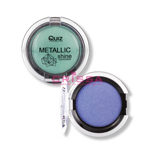 Metallic Shine Eyeshadow Quiz Cosmetics