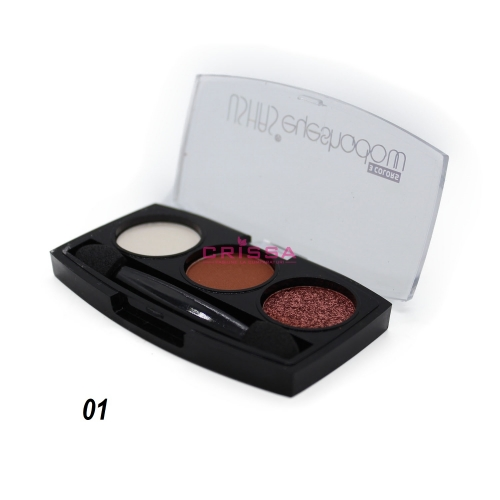 Ushas Eyeshadow 3 colors