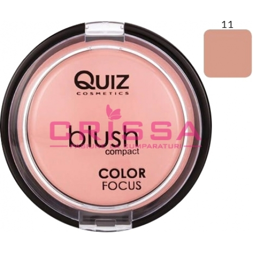 Blush Color Focus Quiz Cosmetics
