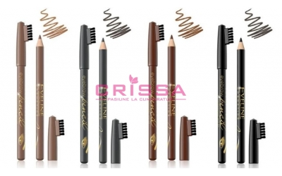 Eyebrow Pencil Eveline Cosmetics